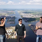 Students MediaLAB test Google Glass for Harbour Amsterdam